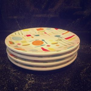 TAG Summer Appetizer Plates